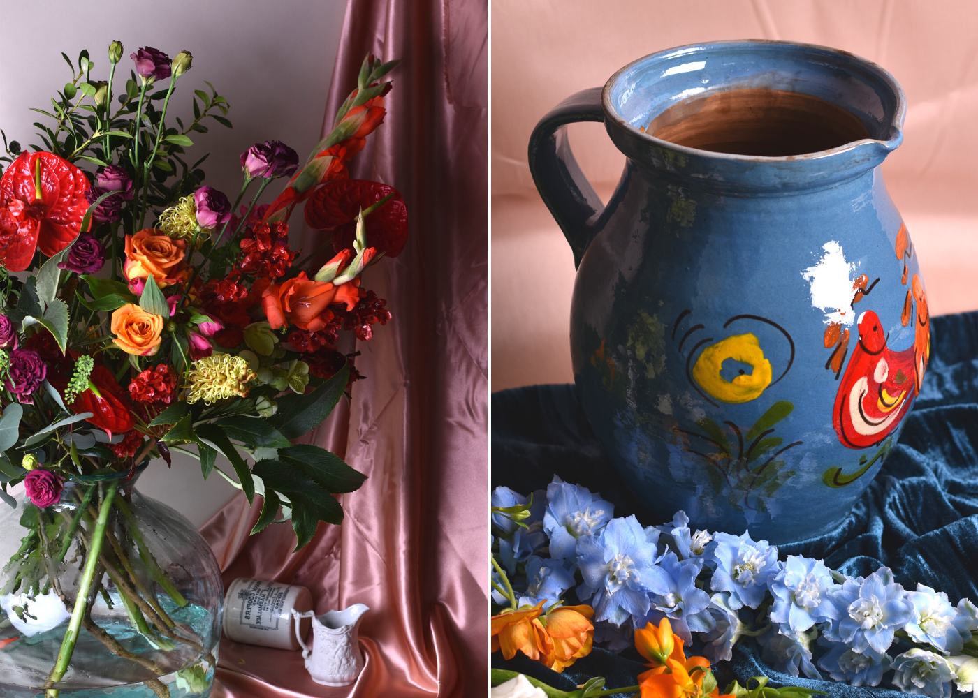 DIY your own arrangement! Photography: Charlotte Puxley