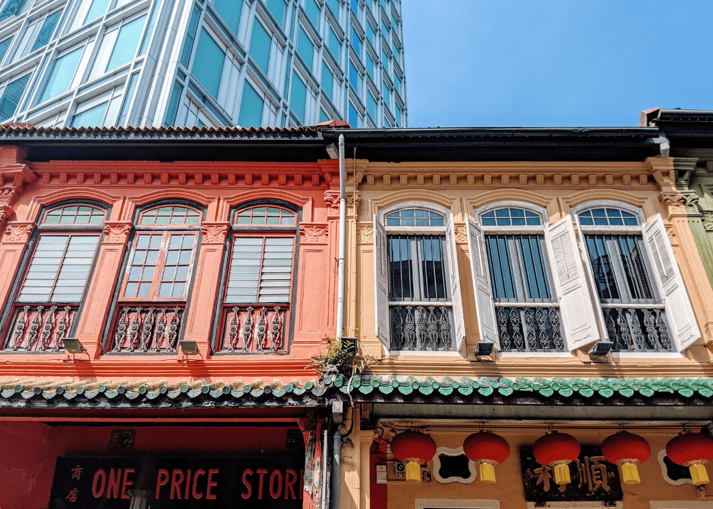 Bars along Emerald Hill Singapore | Guide to Emerald Hill