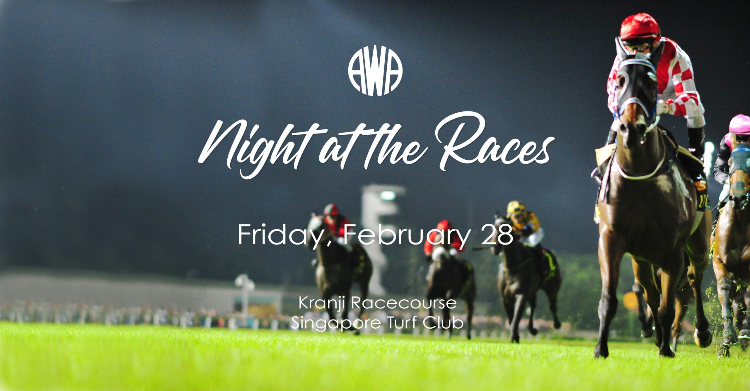 AWA Night At The Races
