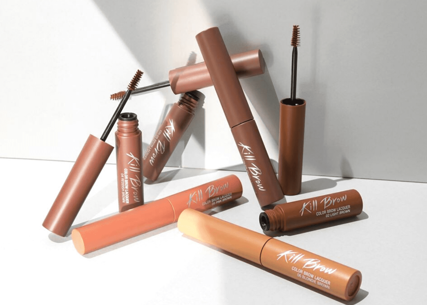 Clio Kill Brow Color Brow Lacquer | March 2020 beauty review | Honeycombers Singapore