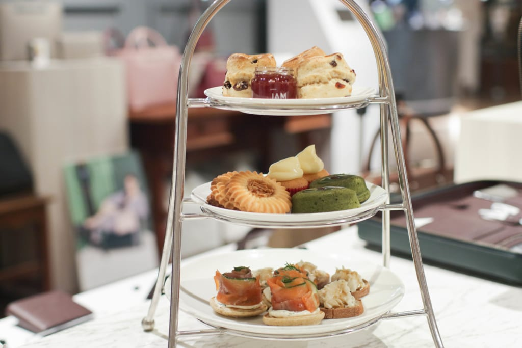 A High Tea Experience by Chef Mayumi (Hands-on)