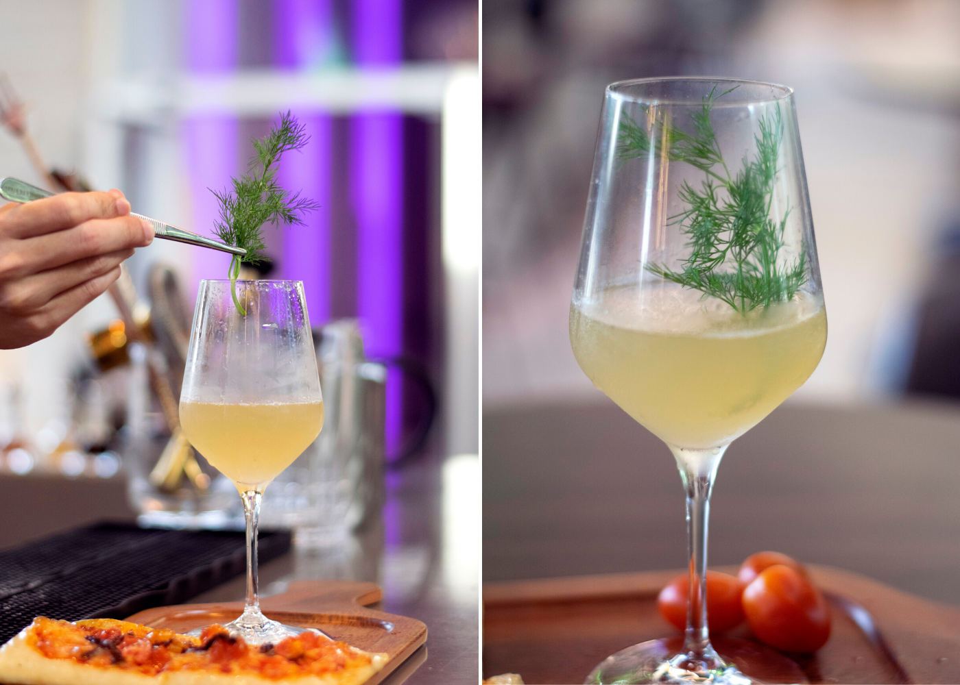 Komyuniti's tomato grande cocktail | New tipples in Singapore March 2020