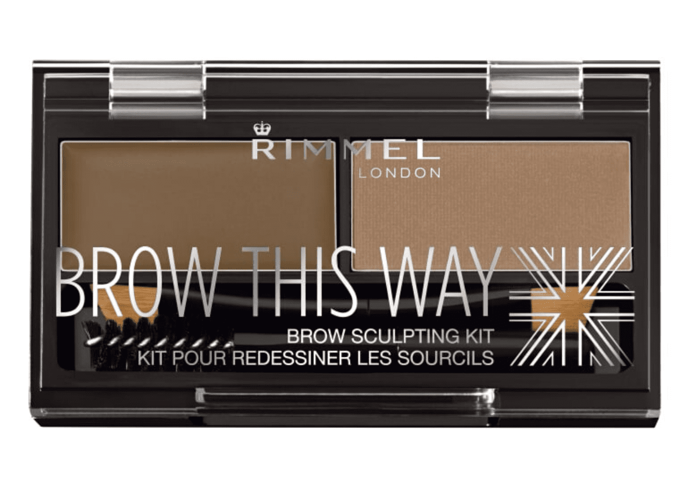 Rimmel Brow This Way Brow Sculpting Kit | March 2020 beauty review | Honeycombers Singapore