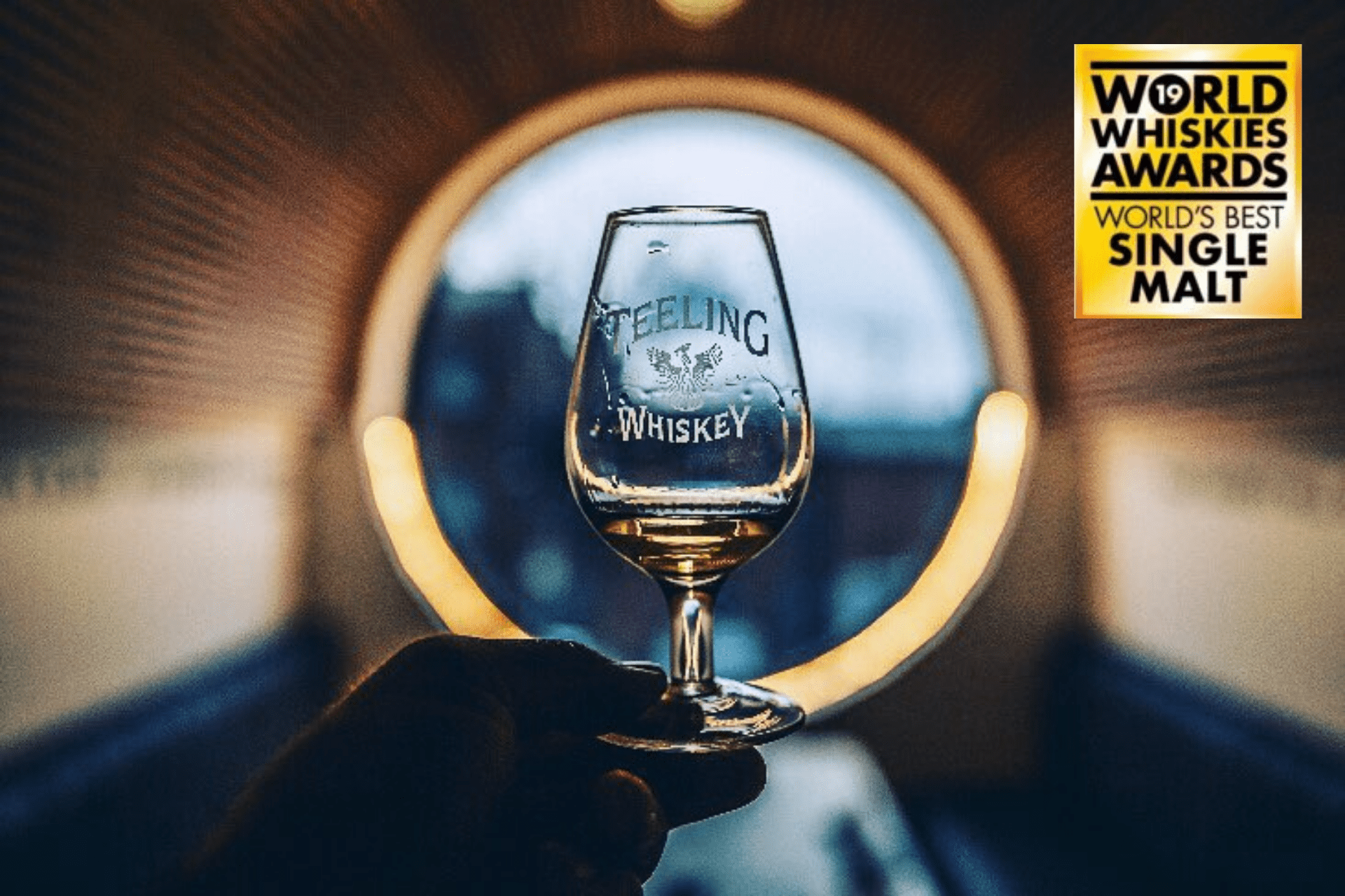 Teeling Whiskey Masterclass with Ambassador Mairead Victory: Home of the World's Best Single Malt