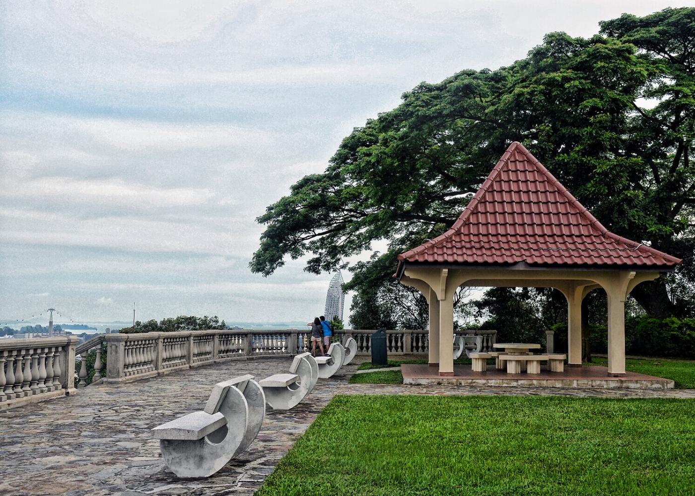 Telok Blangah Hill Park | romantic proposal spots in Singapore