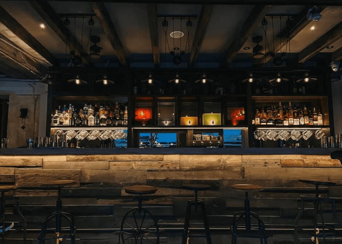 barbary coast bar top alfresco bar in singapore