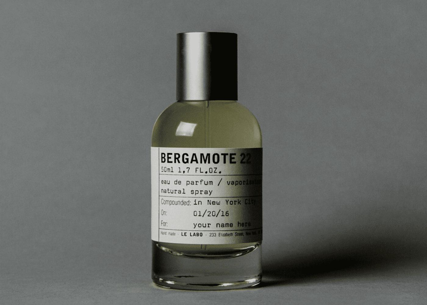 Men's fragrances: Le Labo