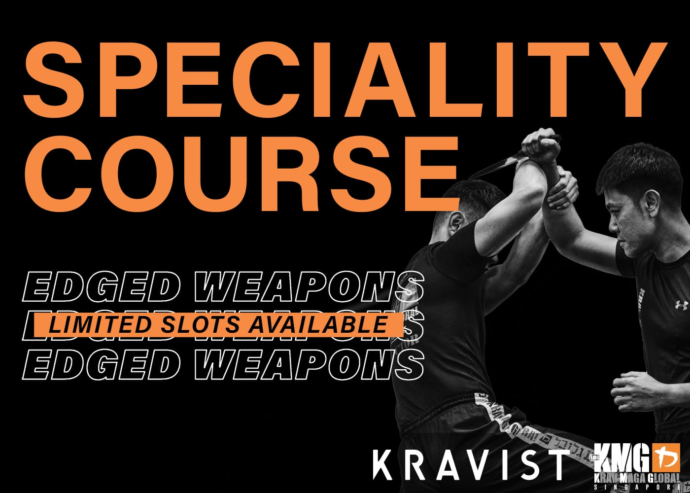 Krav Maga Specialty Course – Edged Weapons