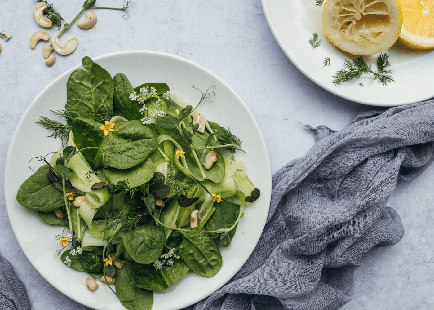 spinach salad for immunity | The best foods to boost your immunity