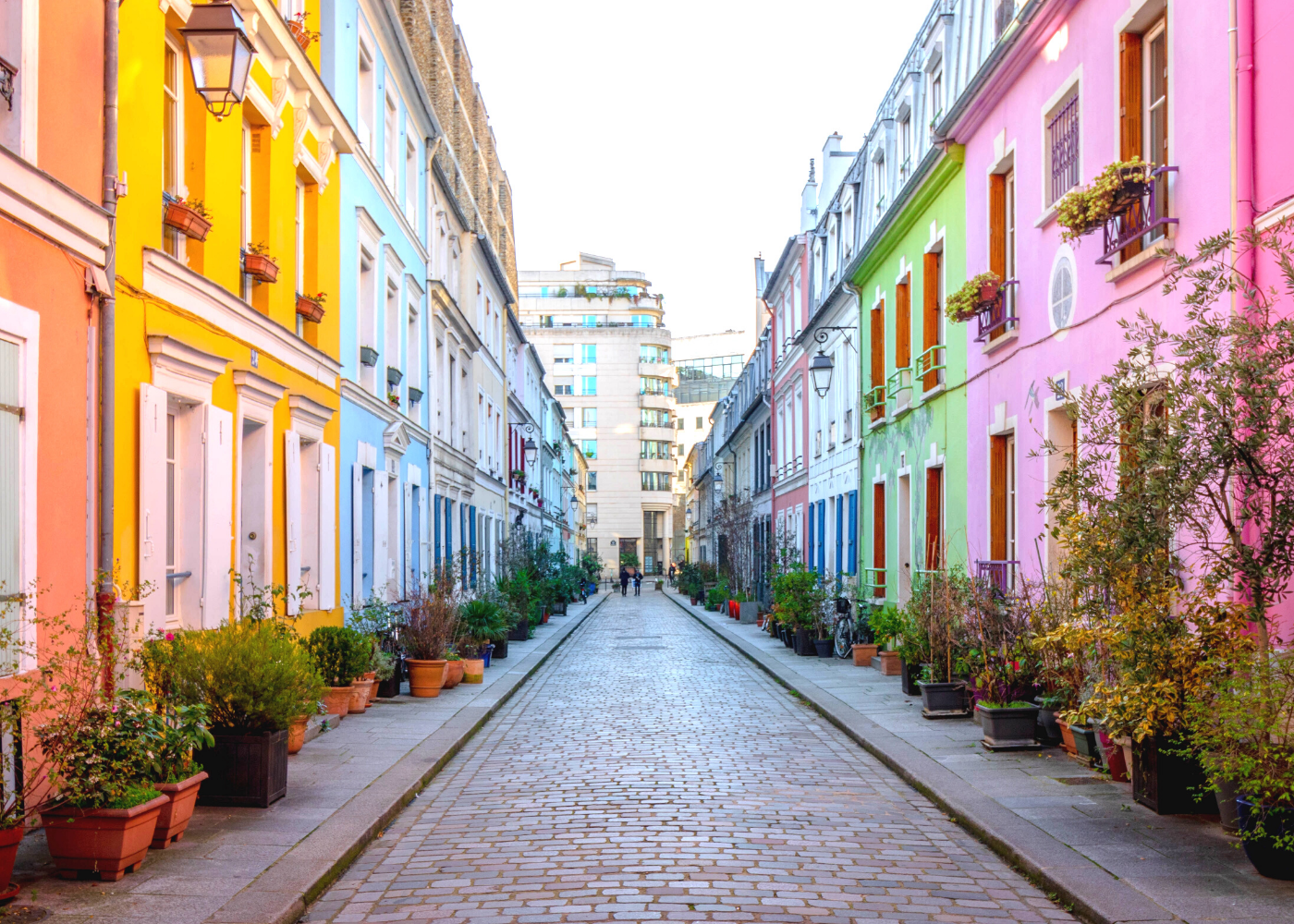 No travel? No problem! Explore these streets with virtual walking tours