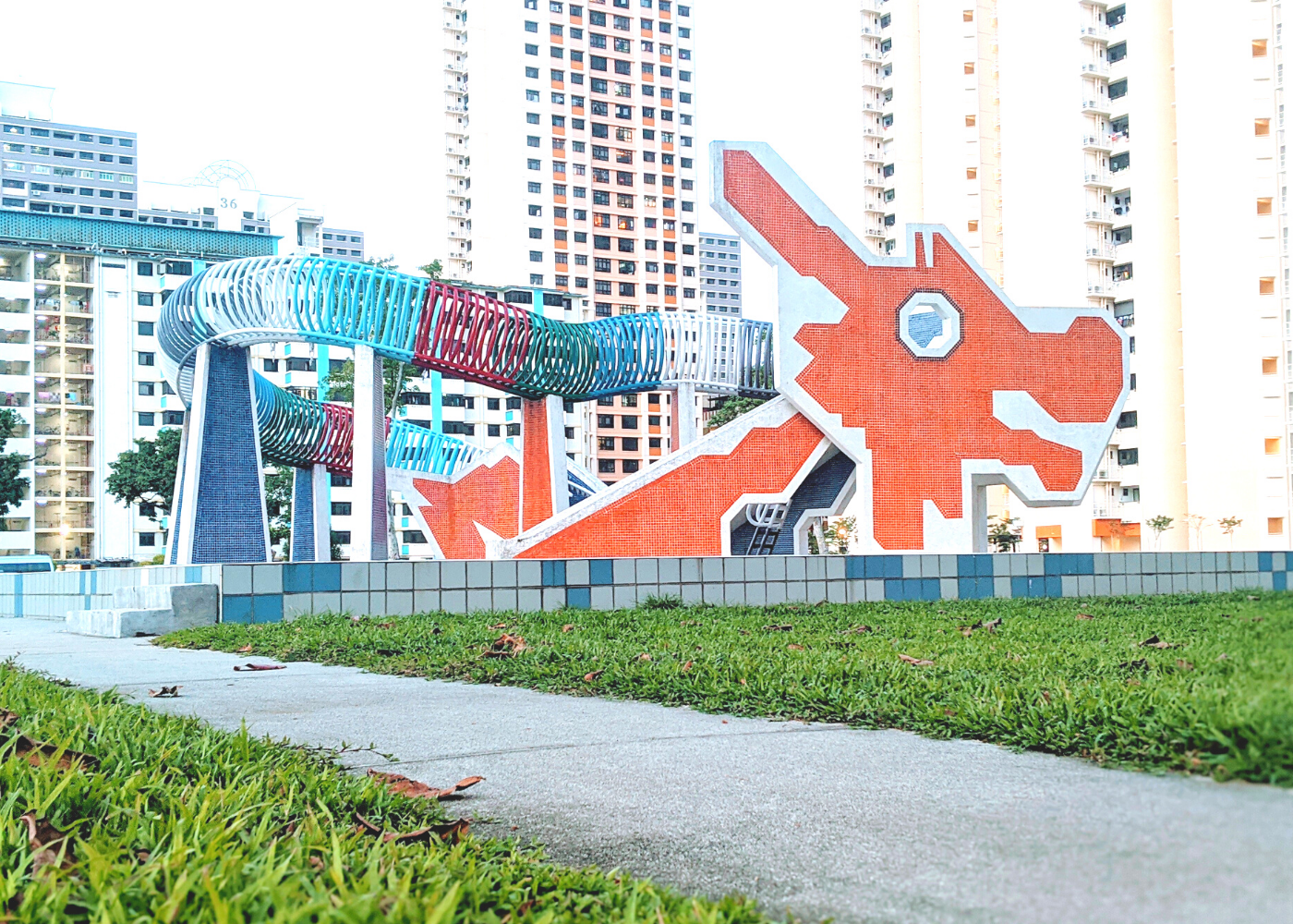 Toa Payoh guide: Lorong 6 dragon playground