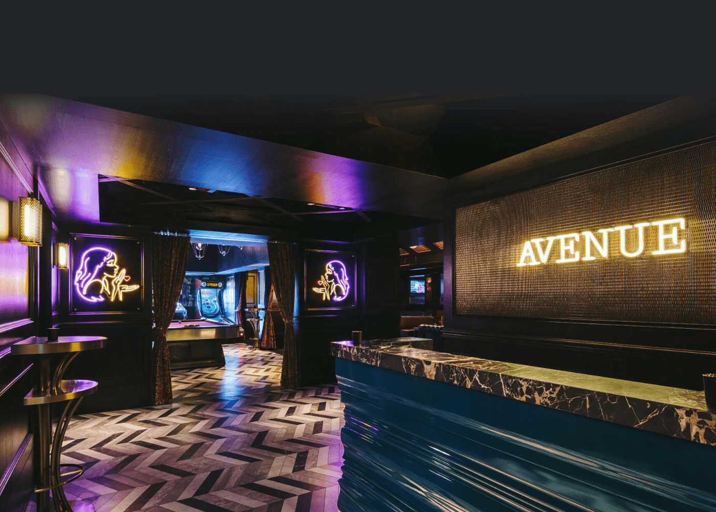 Best arcade bars and clubs in Singapore: Avenue