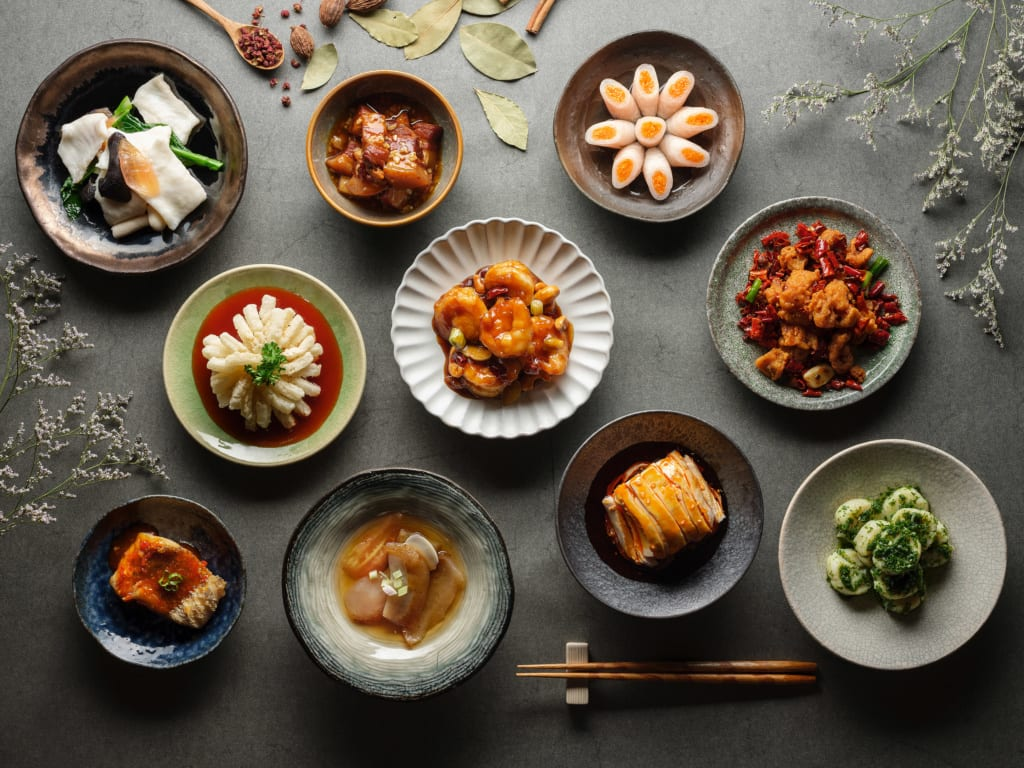 Dine 4, Pay 3 – 60 Dishes Deluxe Feast at PARKROYAL on Beach Road
