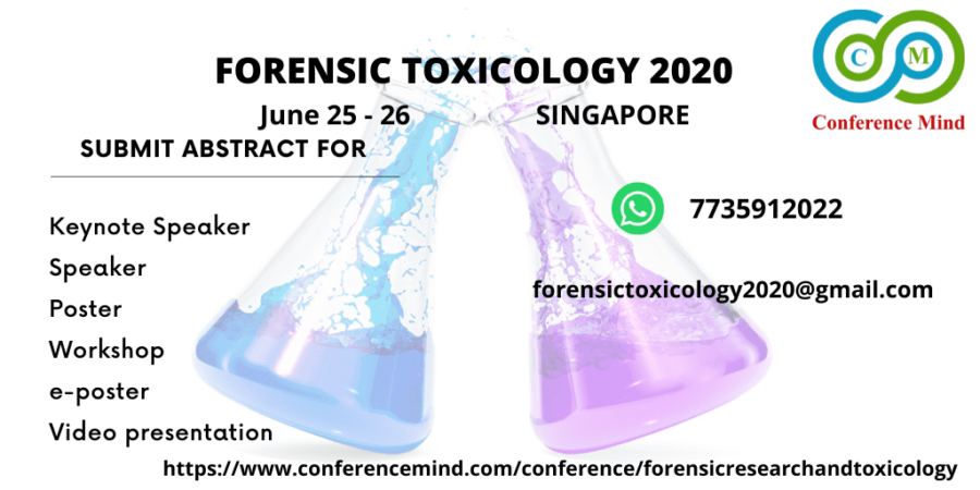 International Conference on Forensic Research And Toxicology