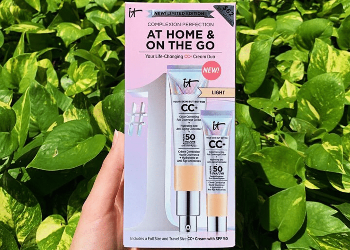 IT Cosmetics Your Skin But Better CC+ Cream | Honeycombers Beauty Review | April 2020