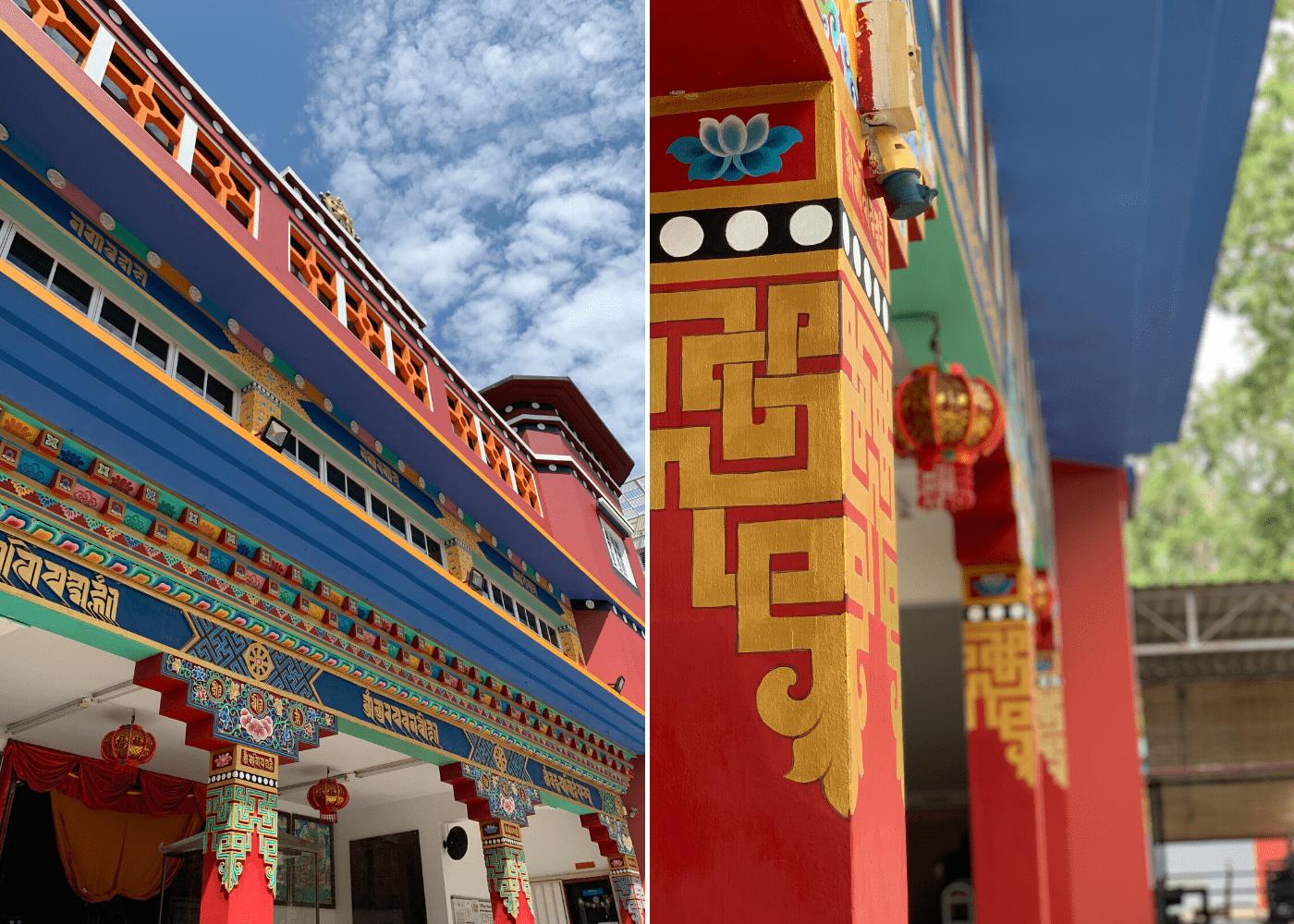 Sakya TenphelLing Tibetan Buddhist temple | Pasir Ris Heritage Trail