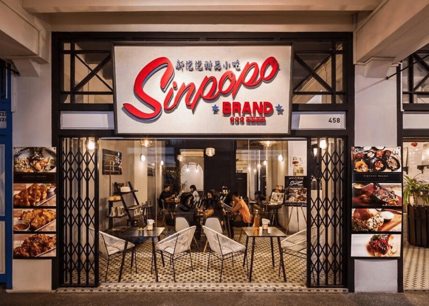 Sinpopo Brand | Joo Chiat