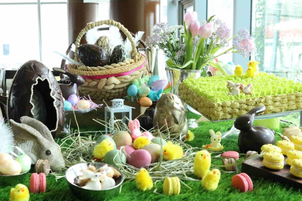 Buona Pasqua! An Italian Easter Celebration awaits at Zafferano
