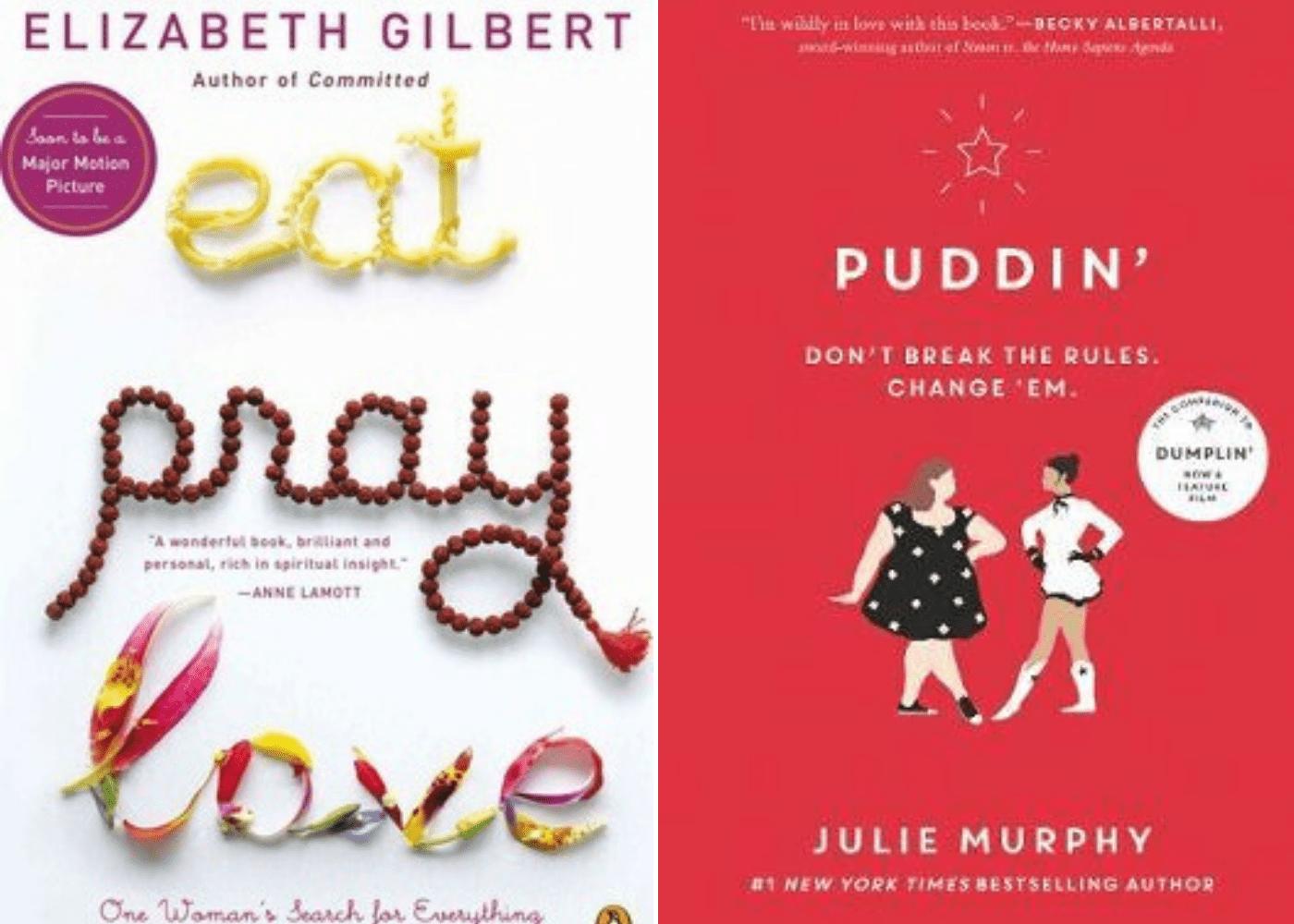 Eat, Pray, Love | Puddin'