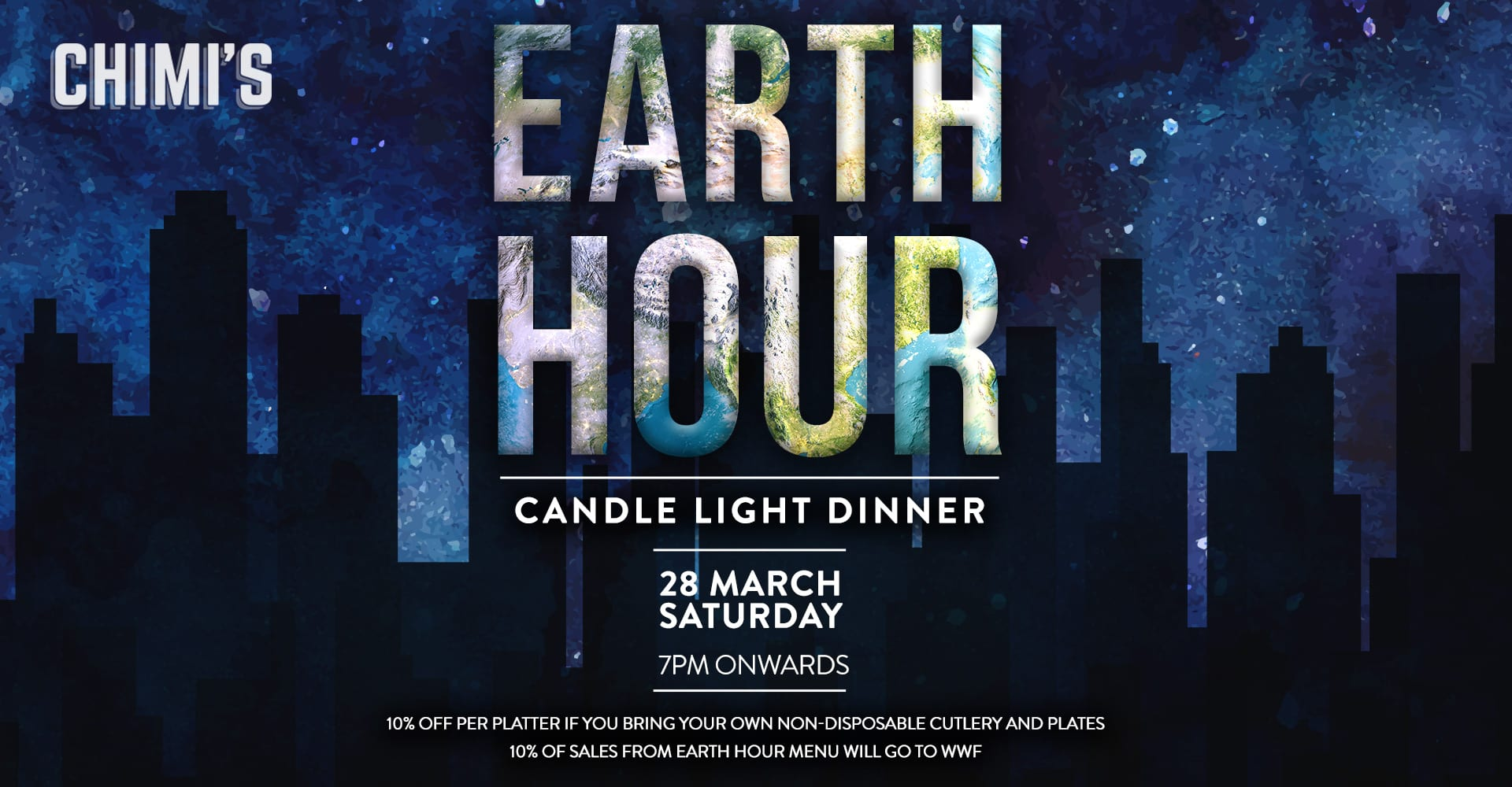 Chimi's Earth Hour Special