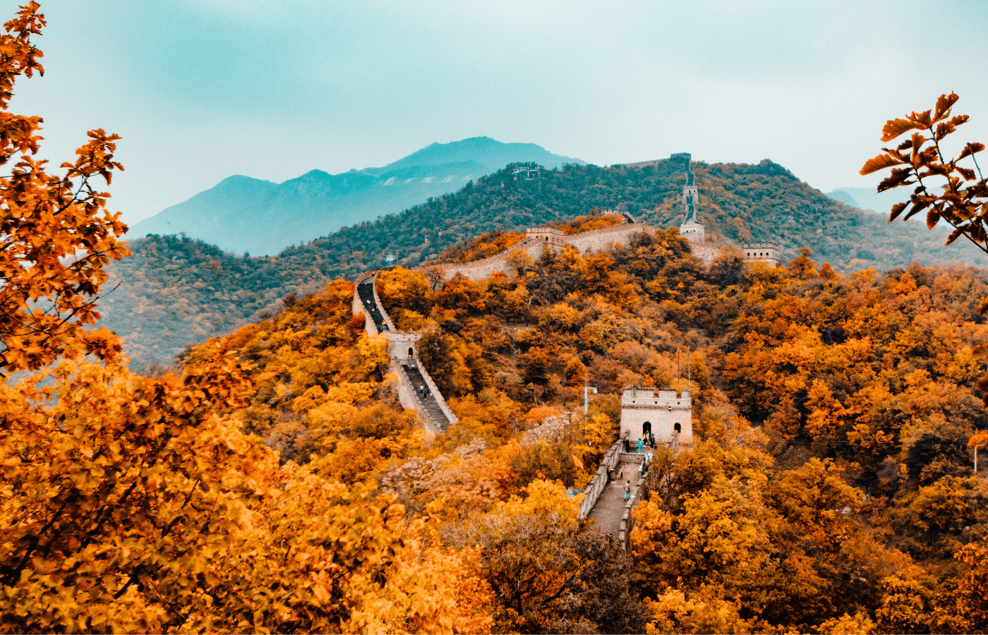 great wall of china virtual tour | things to do online
