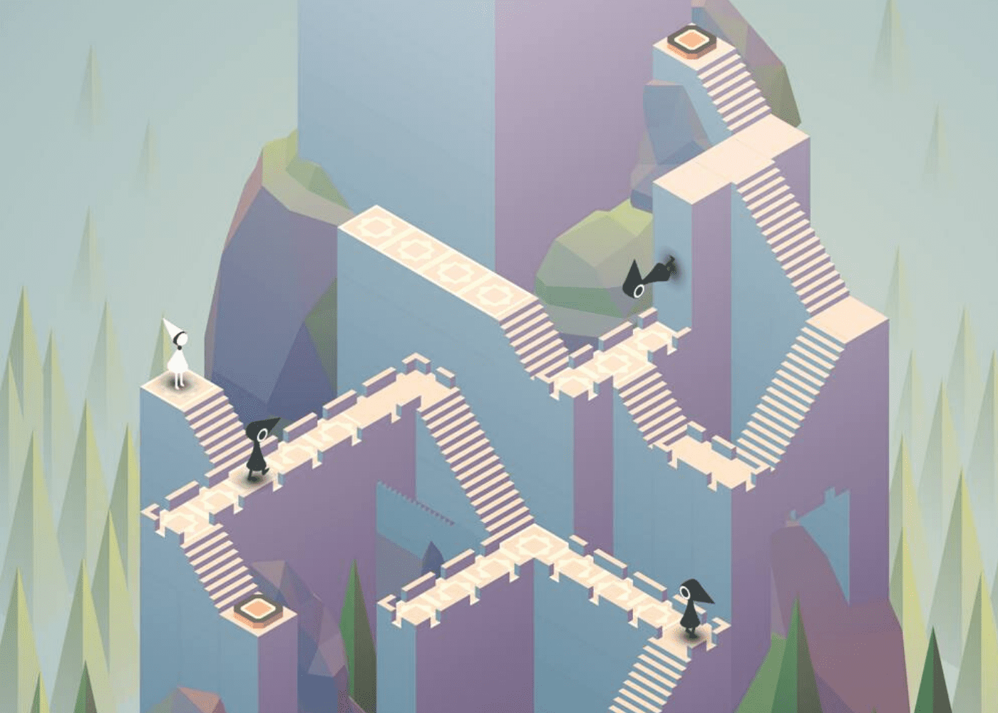 Mobile games: Monument Valley