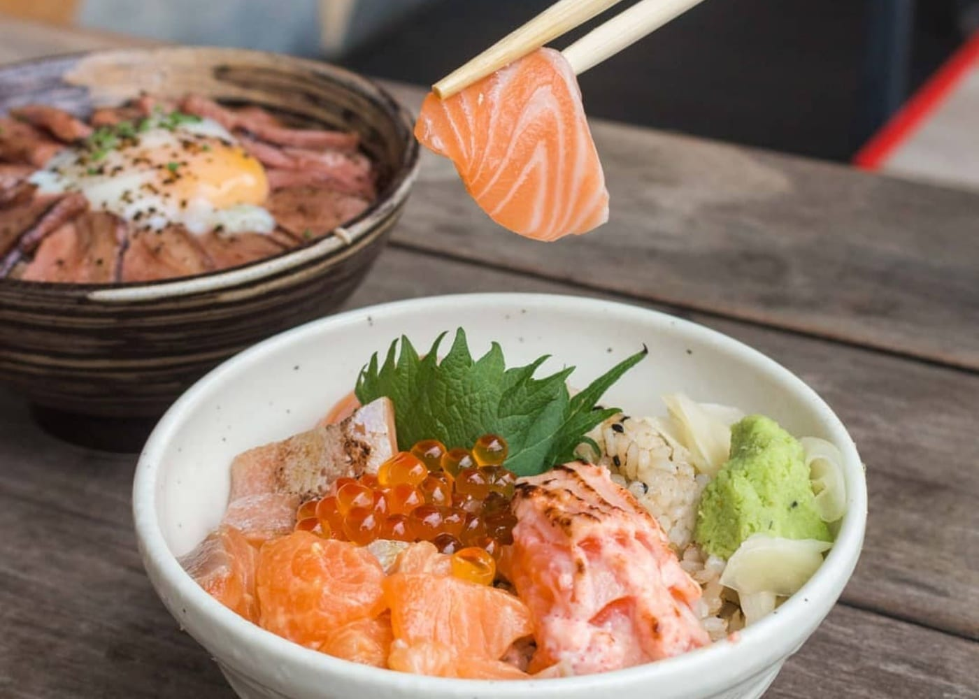 Tanuki Raw | Affordable restaurants in Singapore with meals under $15