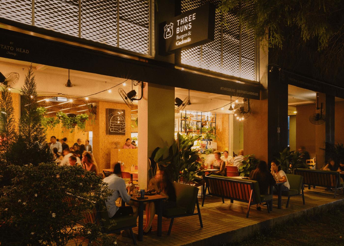 three buns quayside | new restaurants in singapore