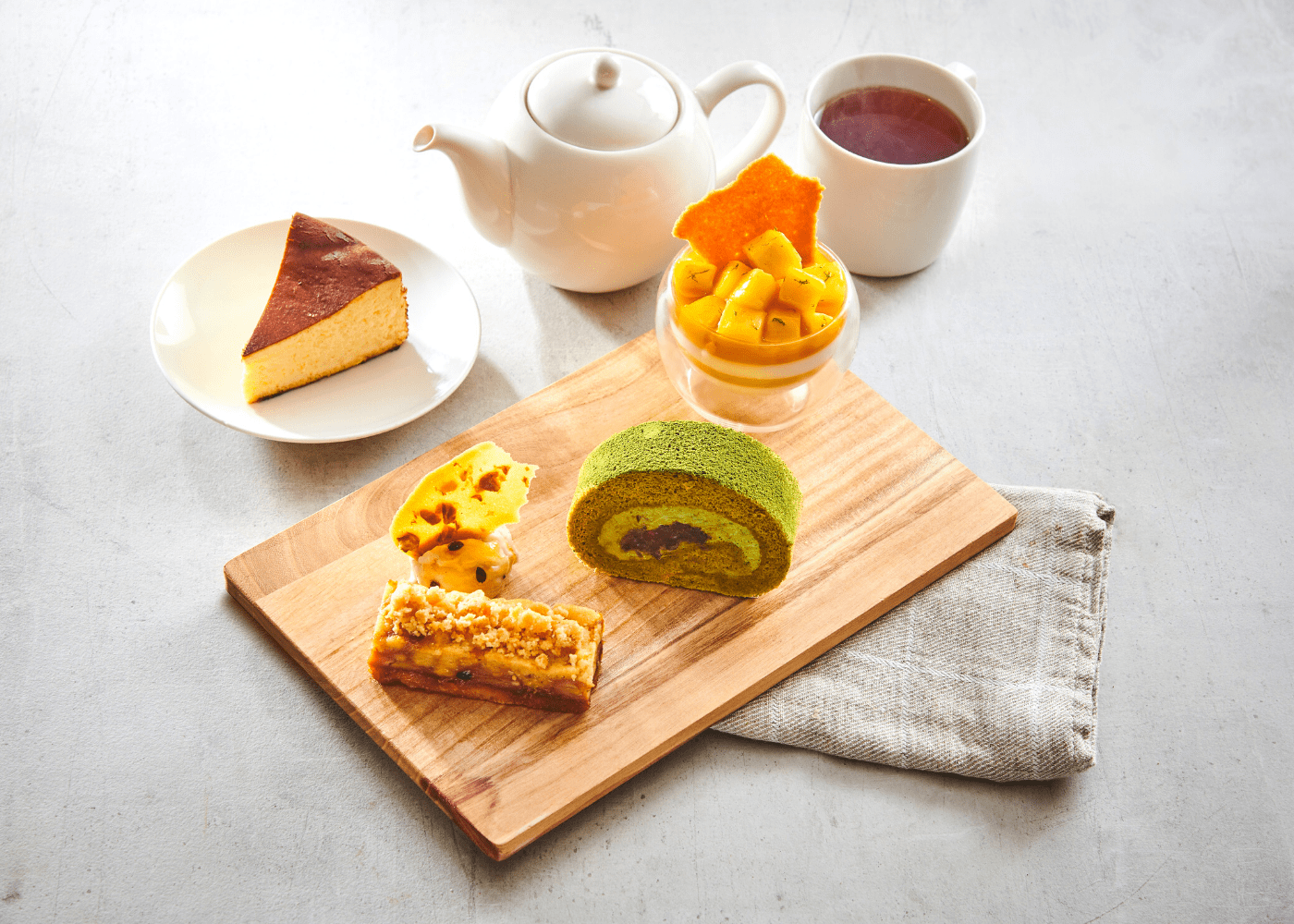 Hit up these cafes for the best tropical desserts in Singapore