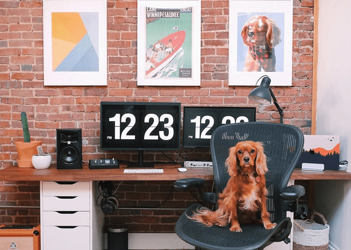 Home office goals: At-home workspaces from around the world