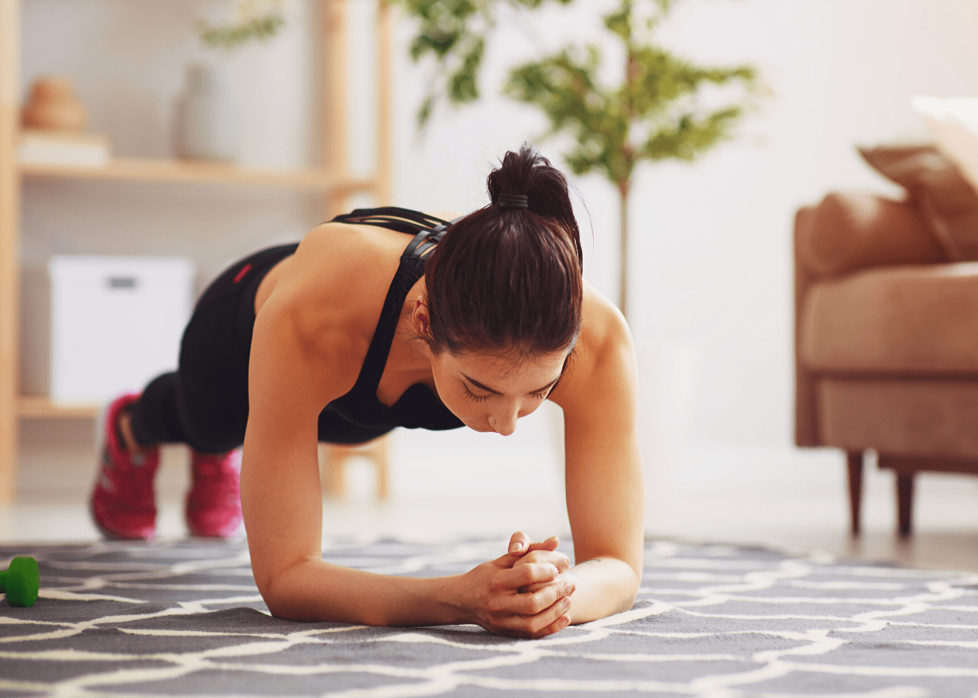 Free home workout classes you can do in your living room