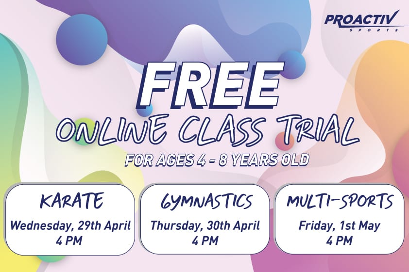 ProActiv Sports: Free Online Class Trial