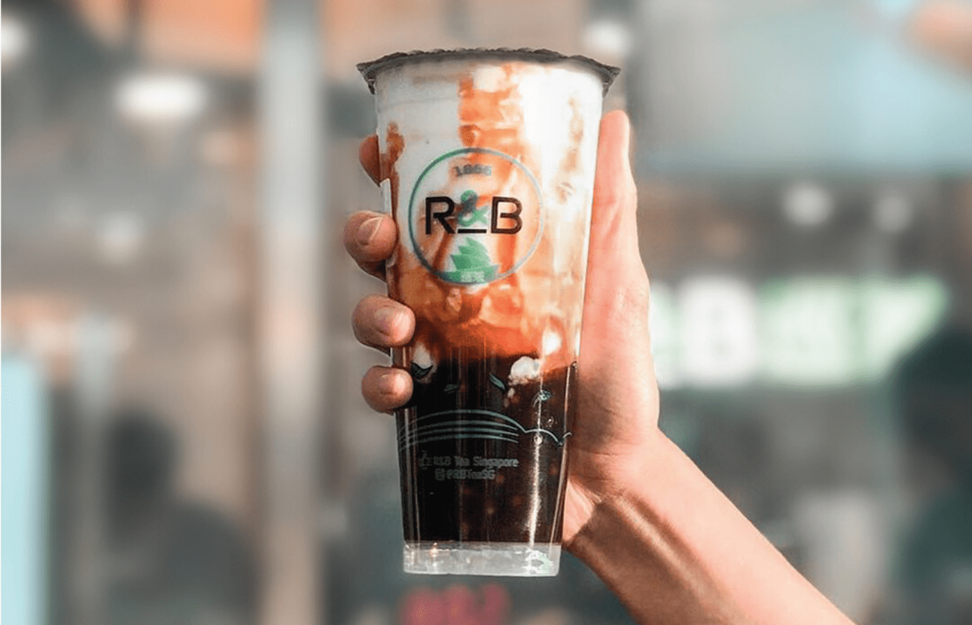 R& tea | Where to get bubble tea in Singapore