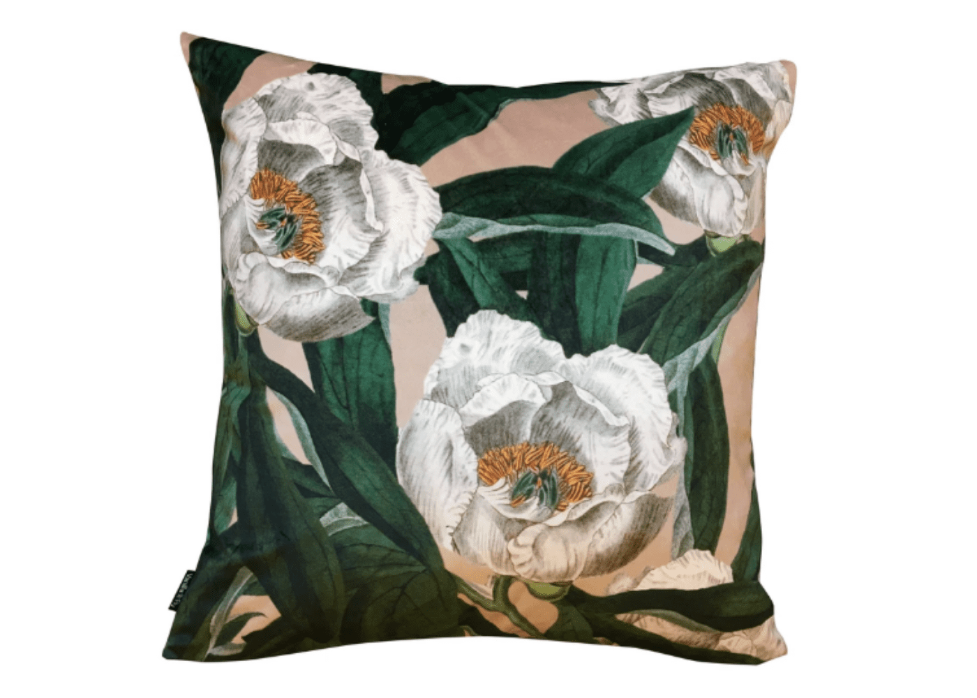 Tree peony cushion | Mother's Day gifts