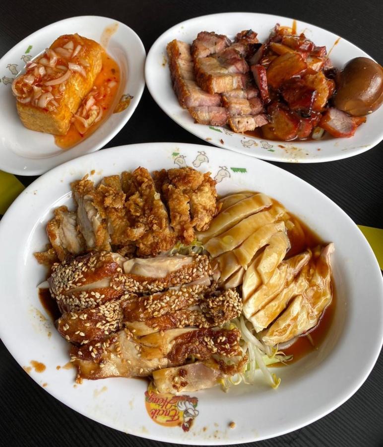 Encik Heng Cafe: Delivery & takeaway