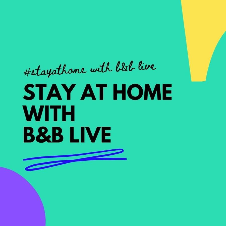 B&B LIVE: Wellbeing livestream experiences