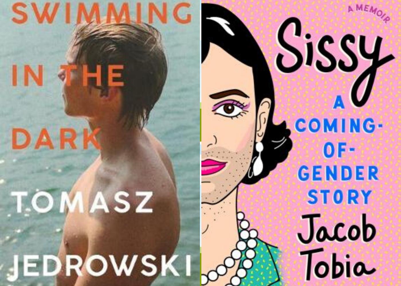 Swimming in the Dark | Sissy, A Coming-of-Gender Story | Honeycombers Book Club June 2020