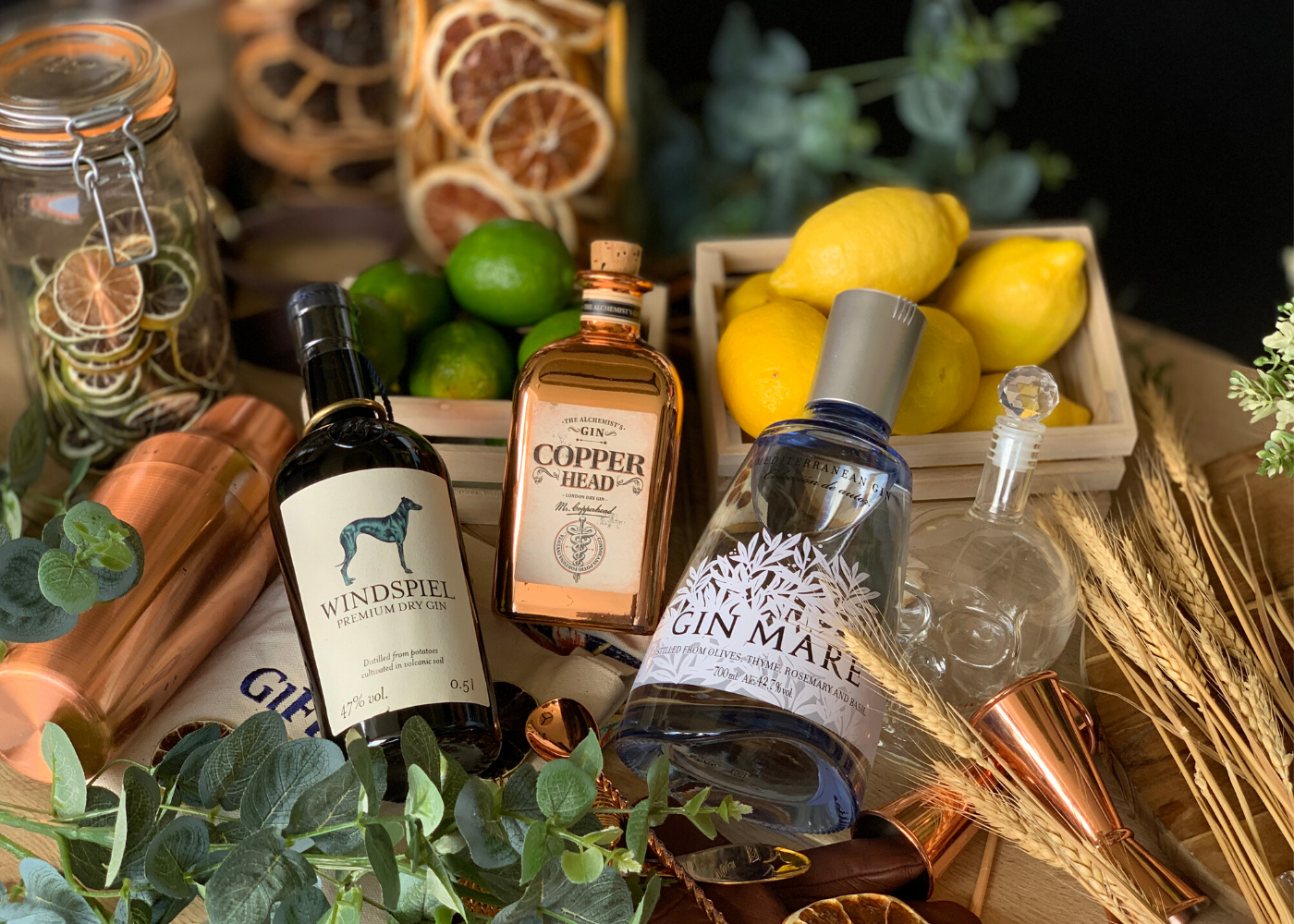 destination beverage gin