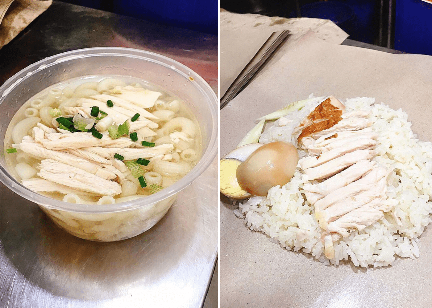 Hawker deliveries: Hoe Kee Chicken Rice