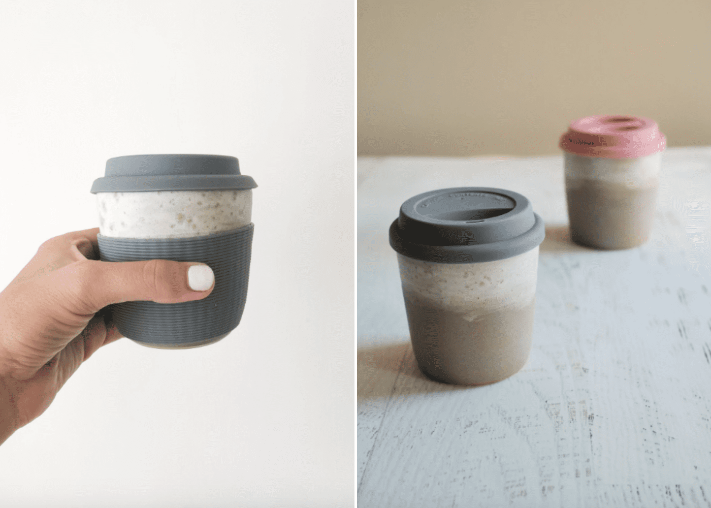 Keep Cup in grey | The Slow Mode | Mother's Day gifts