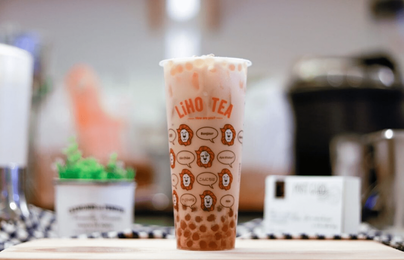 liho | Where to get bubble tea in Singapore