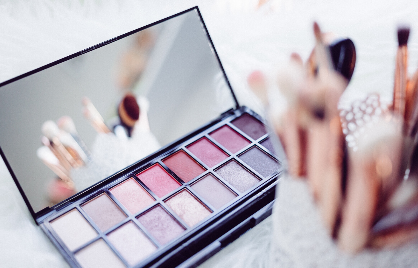 makeup eyeshadow palette | things to do online