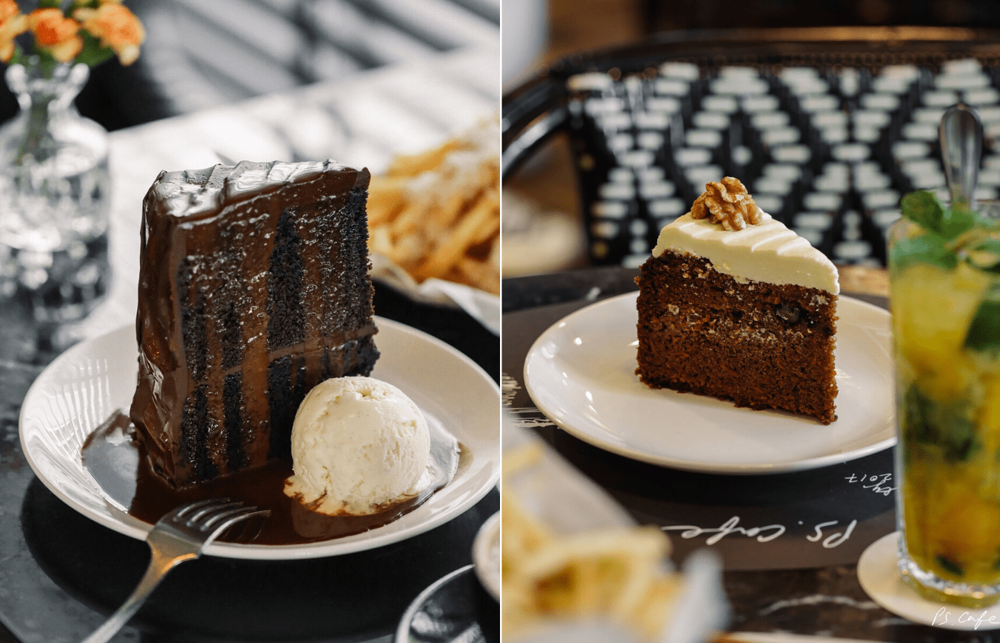 ps.cafe cakes | circuit breaker desserts