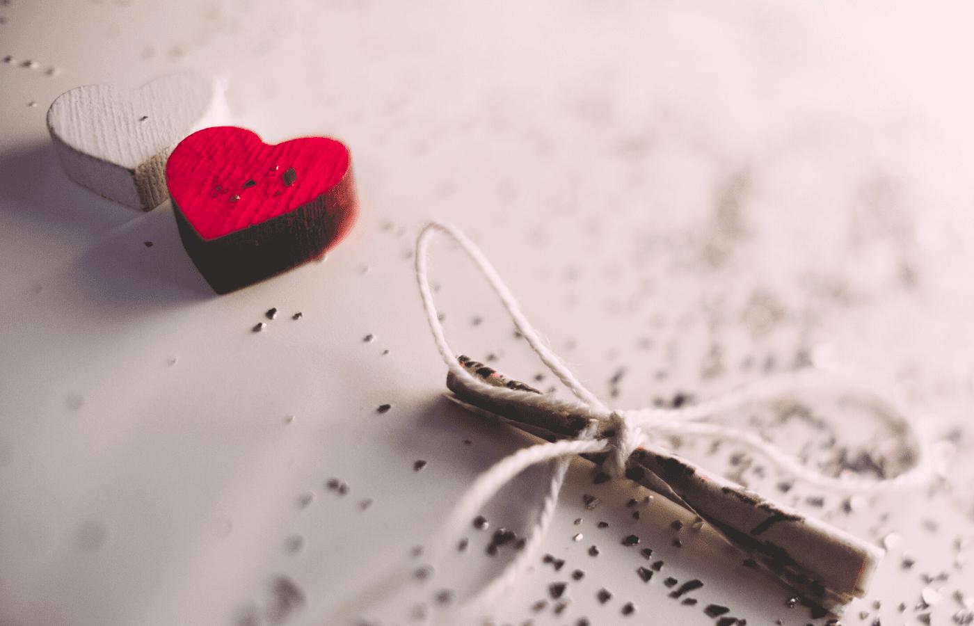 red heart | online date ideas