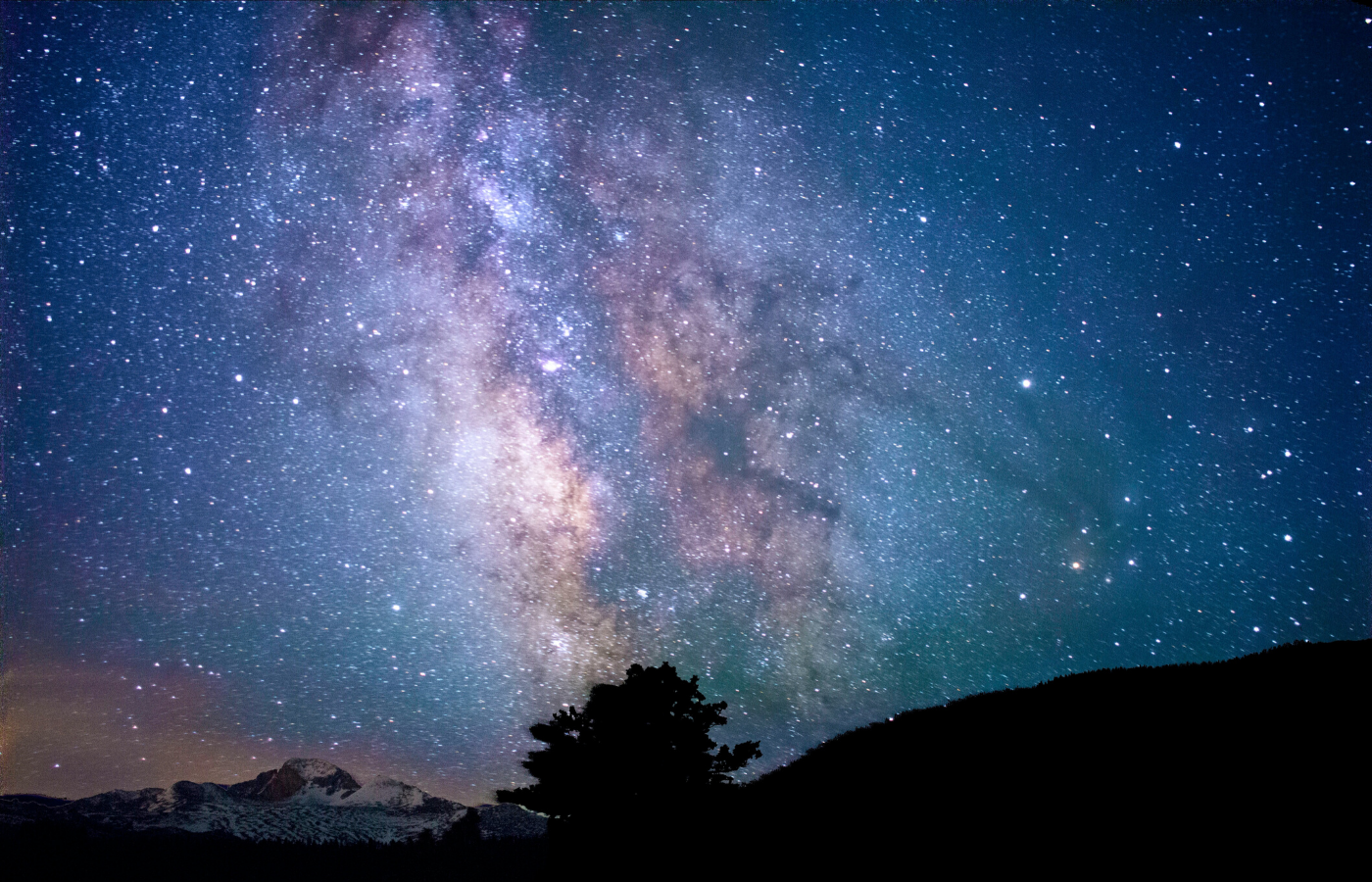 starry night sky | things to do online