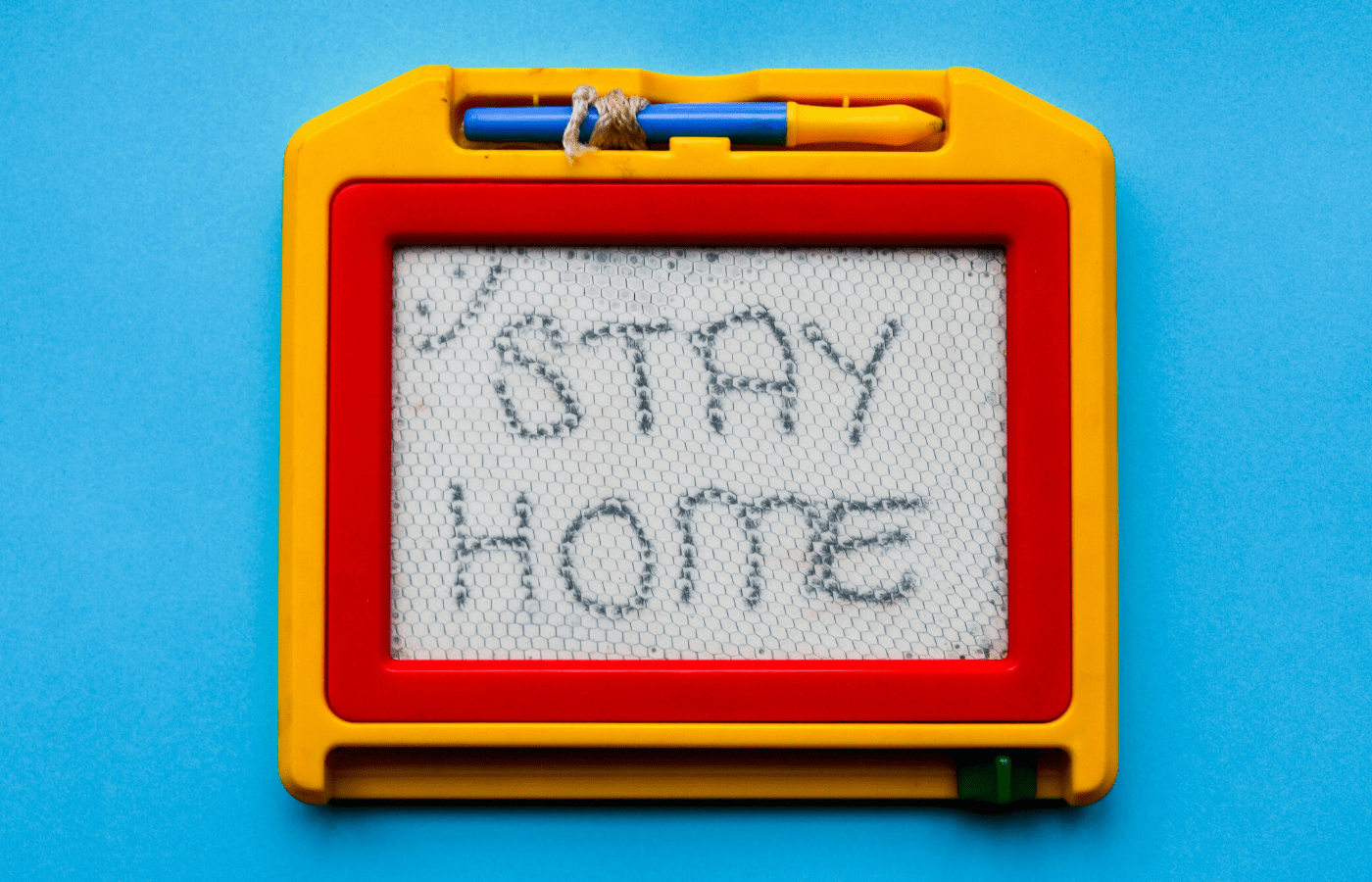 stay home sign | covid-19 updates