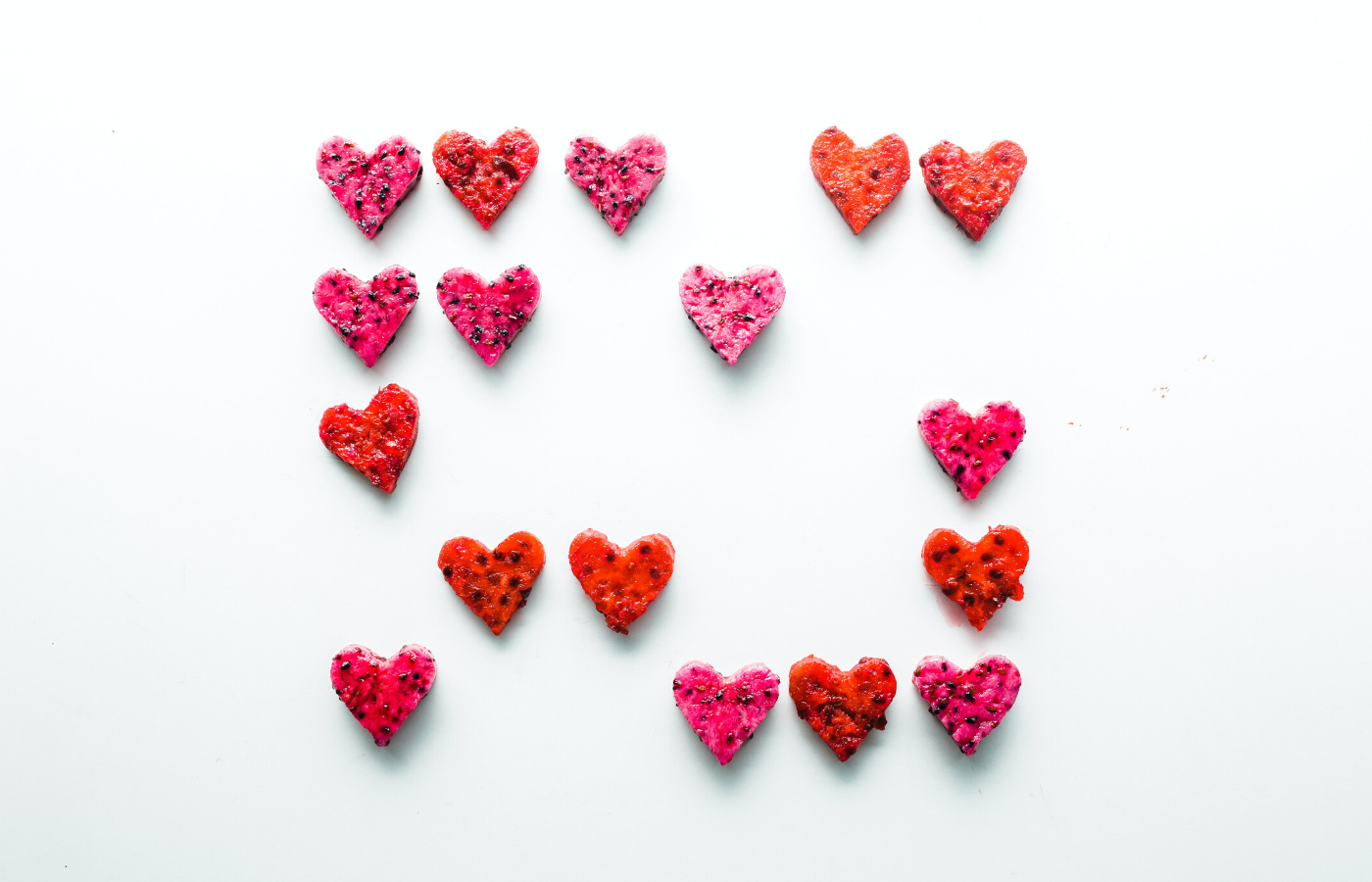strawberry hearts | things to do online