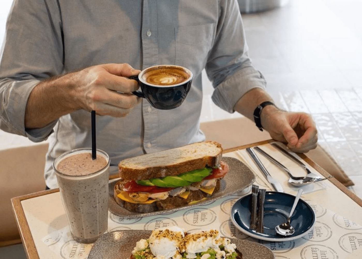 Best cafes in Singapore: Little Farms