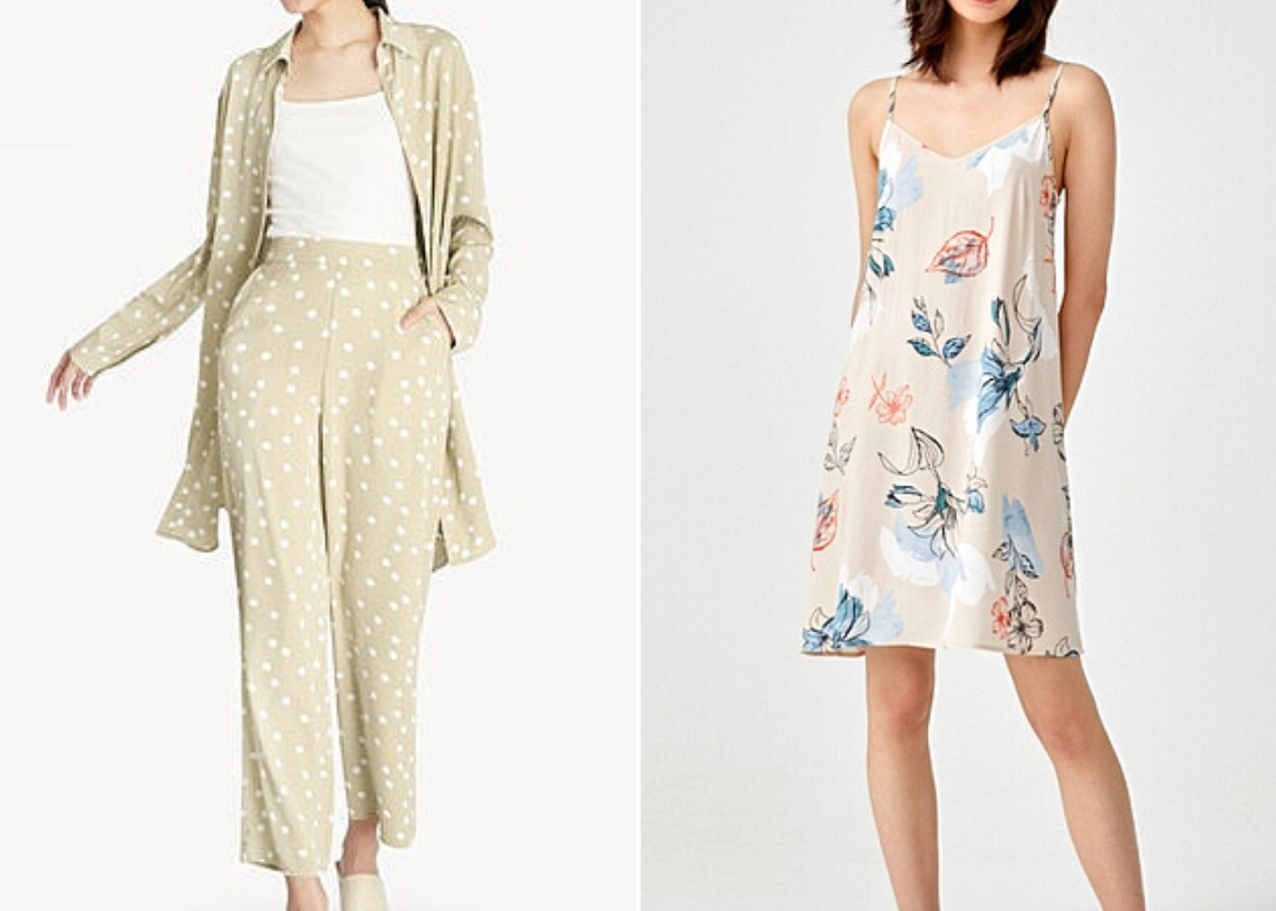 Pyjamas | Stay-in outfits for lounging around the house