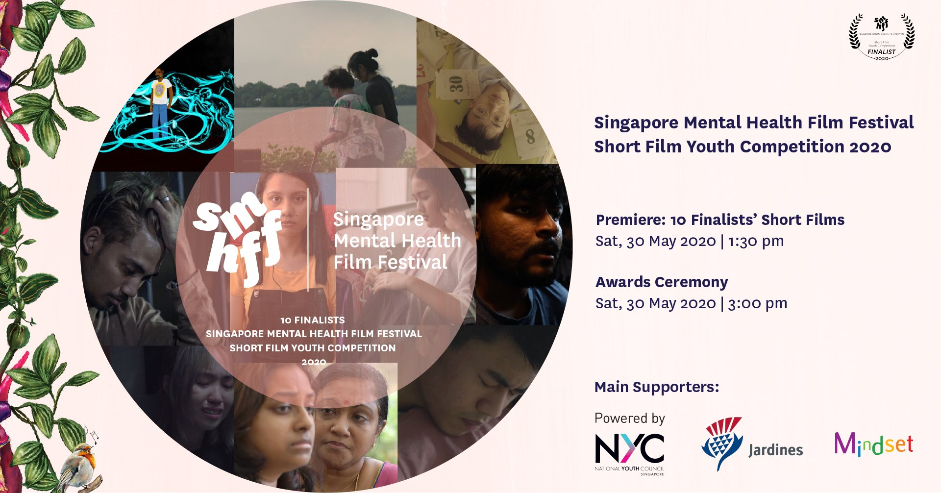 SMHFF Short Film Youth Competition: Premiere & Awards Ceremony
